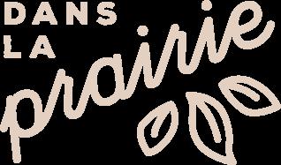 Logo Dans la Prairie